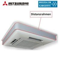 Distanzrahmen für Mitsubishi Heavy FDT/FDTC-Deckenkassette