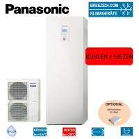 Set WH-ADC0916H9E8 Hydrobox + Speicher + WH-UX16HE8 Wärmepumpe Kühlen und Heizen