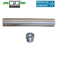 Flexible Abgasleitung d:150/180mm 5lfm