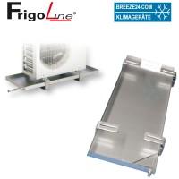 FL-ÖP 3 Ölprotektor 1150 x 500 x 35 mm Fassungsvermögen 2,30 Liter
