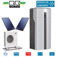 Set Wärmepumpe WKF 120 Paket Stuttgart Solar