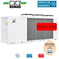 KWP 500 Kaltwasser-Erzeuger Kühlen und Heizen