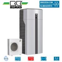 Set Wärmepumpe WKF 120 compact