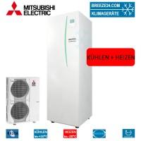Set ERST20C-VM2C Hydrobox + Wärmepumpe PUHZ-SW120YHA Kühlen und Heizen