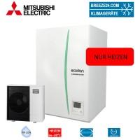 Set EHSD-YM9C Hydrobox + Wärmepumpe PUHZ-SW75YAA nur Heizen