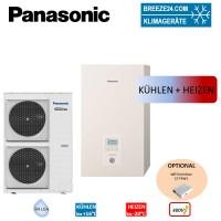 Set WH-SDC09H3E8 Hydrobox + WH-UD09HE8 Wärmepumpe 400V Kühlen und Heizen