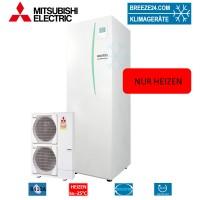 Set EHPT20X-YM9C Hydrobox + Speicher + PUHZ-HW140 YHA Wärmepumpe nur Heizen