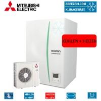 Set ERSD-VM2C Hydrobox + Wärmepumpe SUHZ-SW45VAH Kühlen und Heizen