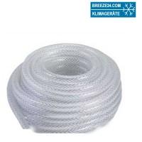 6 mm PVC-Schlauch verstärkt für den Anschluss an eine Kondensat/Abwasserpumpe 6 mm