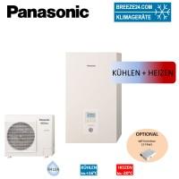 Set WH-SDC09H3E5-1 Hydrobox + WH-UD09HE5-1 Wärmepumpe Kühlen und Heizen
