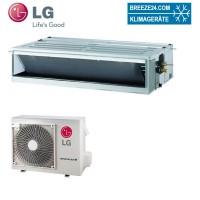 Set CM18 N14 Standard Inverter Kanalgerät + UU18W UE4