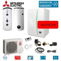 Set EHSD-VM2C Hydromodul + Speicher + Wärmepumpe PUHZ-SW50VKA