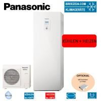 Set WH-ADC0309H3E5 Hydrobox + Speicher + WH-UD09HE5-1 Wärmepumpe Kühlen und Heizen