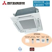 FDTC 22 KXZE1 Deckenkassette-Euroraster Komfortpaneel VRF