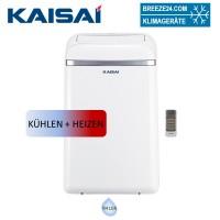 KPPD-12HRN Mobiles Klimagerät Kühlen und Heizen