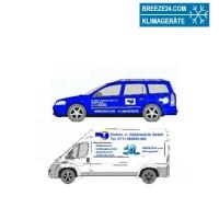 Kundendienstfahrzeug/km