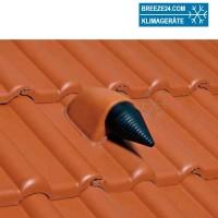 Solarziegel Dach-Kabeldurchgang/ Dacheinführung