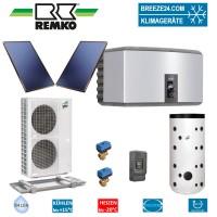 Set Wärmepumpe WKF 180 Paket Frankfurt Solar