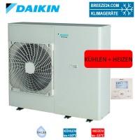 EWYQ-BVP008 Luftgekühlter Kaltwassersatz Kühlen und Heizen