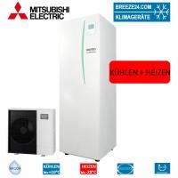 Set ERST20C-VM2C Hydrobox + Wärmepumpe PUHZ-SHW80YAA Kühlen und Heizen