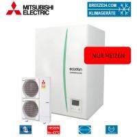 Set EHPX-YM9C Hydrobox + PUHZ-HW140 YHA Wärmepumpe nur Heizen