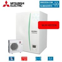 Set EHPX-VM6C Hydrobox + PUHZ-W85VHA Wärmepumpe nur Heizen