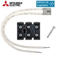 PAC-SE60RA-E Anschlussstecker-Set Kondensatablaufheizung