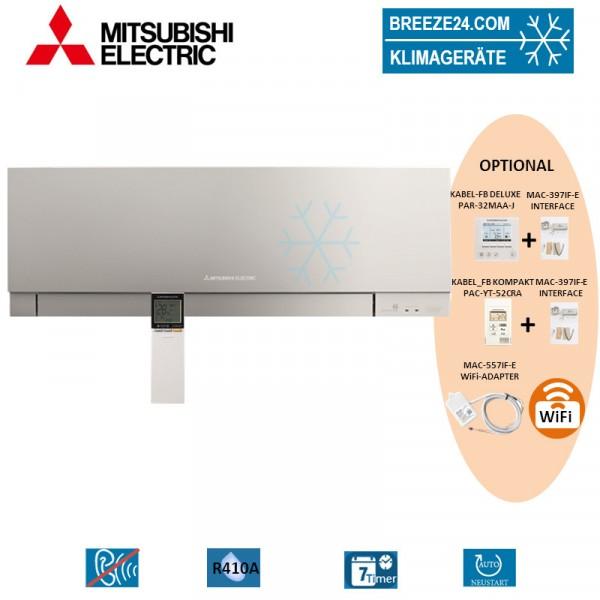 MSZ-EF25VE3 S Premium Wandgerät in Silber