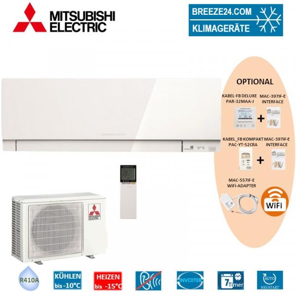 Set MSZ-EF50VE3 W Premium Wandgerät + MUZ-EF50VE