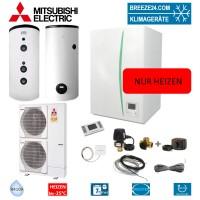 Set EHSC-YM9EC Hydromodul + Speicher + Wärmepumpe PUHZ-SHW140YHA