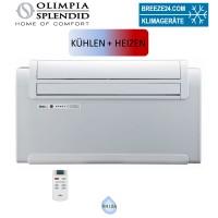 Unico Inverter 12 HP Monoblock-Klimagerät Kühlen und Heizen