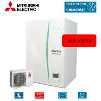 Set EHPX-VM6C Hydrobox + PUHZ-W50VHA Wärmepumpe nur Heizen