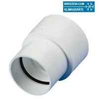 RDP32-25RD/RDP25-20RD Reduzierung für Abflussrohr (32-25/25-20 mm)
