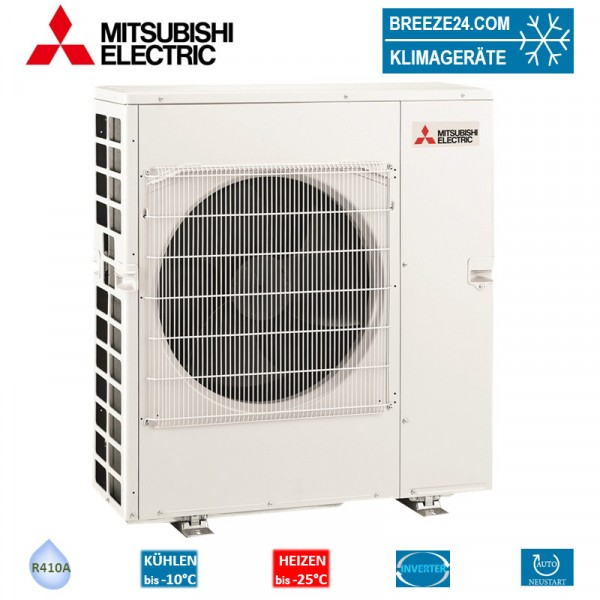 MXZ-4E83VAHZ Hyper Heating Außengerät bis -25 Grad