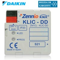 KLIC-DD KNX-Schnittstelle für Daikin-Geräte der Split-Serie
