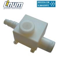 Siphon für Kondensatwasserleitungen LAC-562